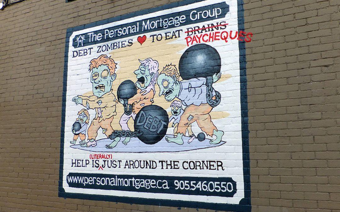Debt Zombies