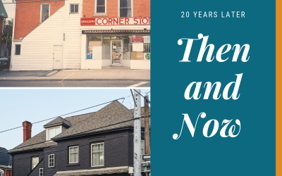 20 Years at 233 Queen Street South
