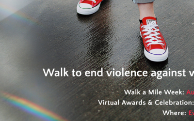 Walk a Mile In Her Shoes 2020